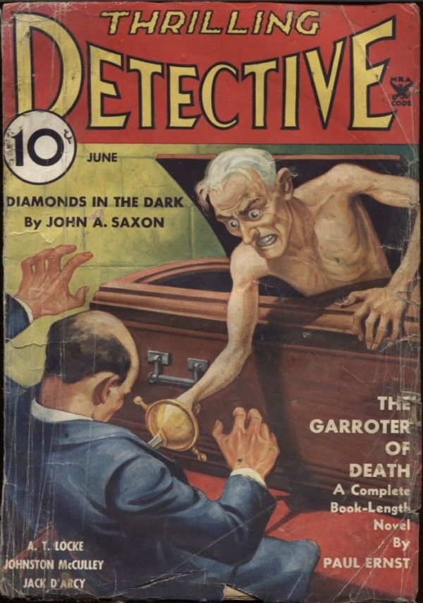 Thrilling Detective 1935 June