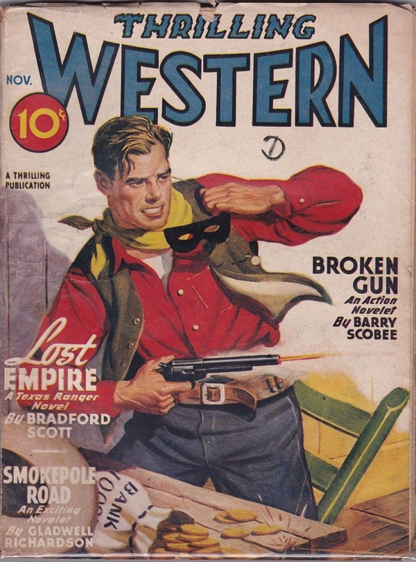 Thrilling Western November 1946