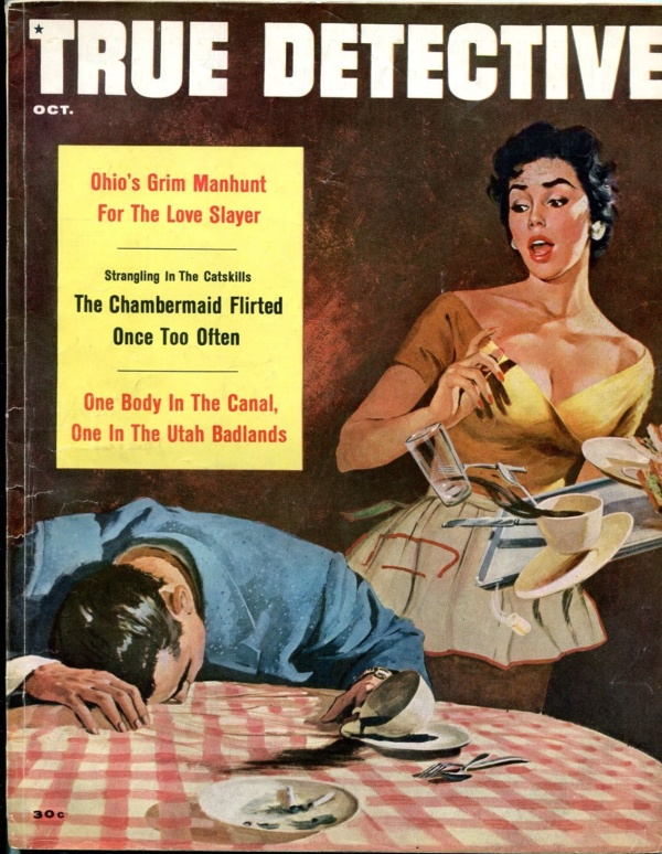 True Detective October 1956