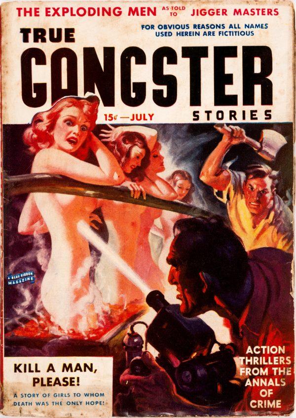 True Gangster Stories - July 1941