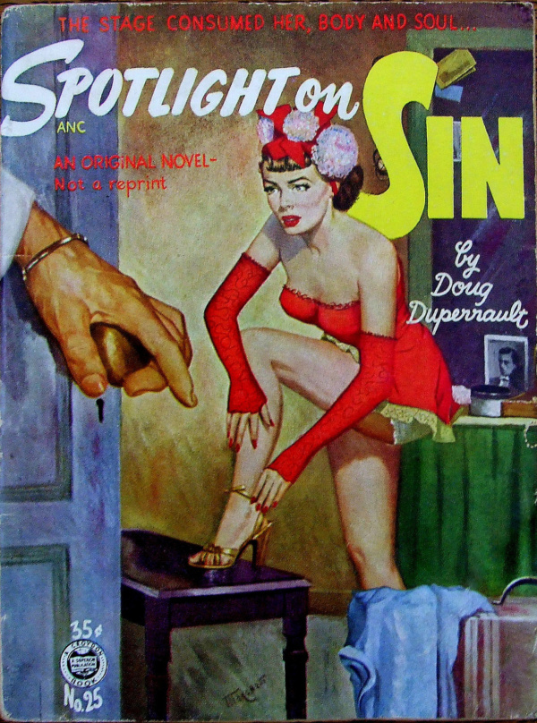 15338761498-spotlight-on-sin-croydon-book-doug-duperrault-no-25-1952