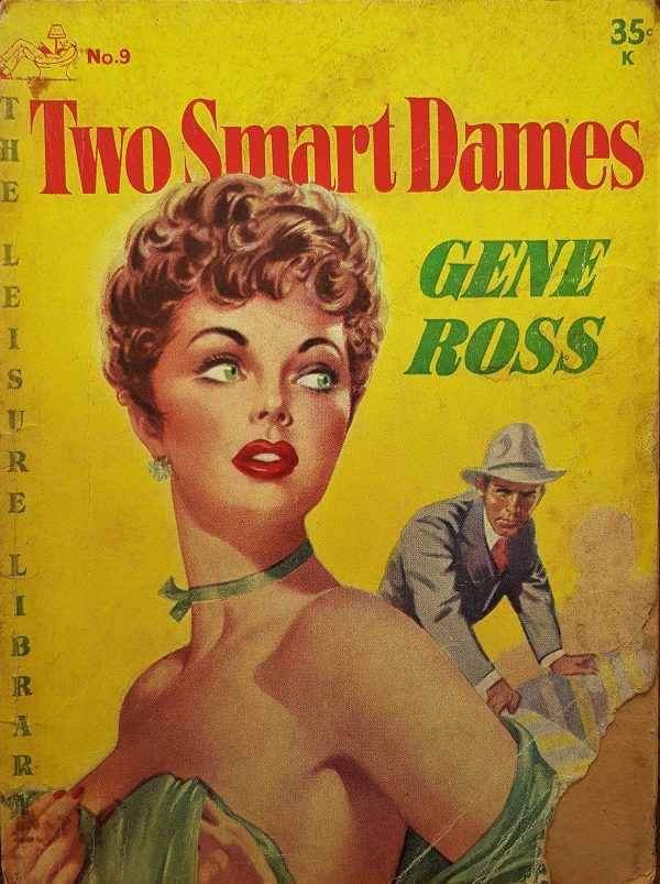 38823100420-two-smart-dames-leisure-library-no-9-gene-ross-1952