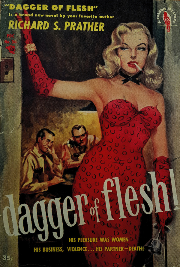 41092828301-dagger-of-flesh-falcon-mystery-book-no-130-richard-s-prather-1952