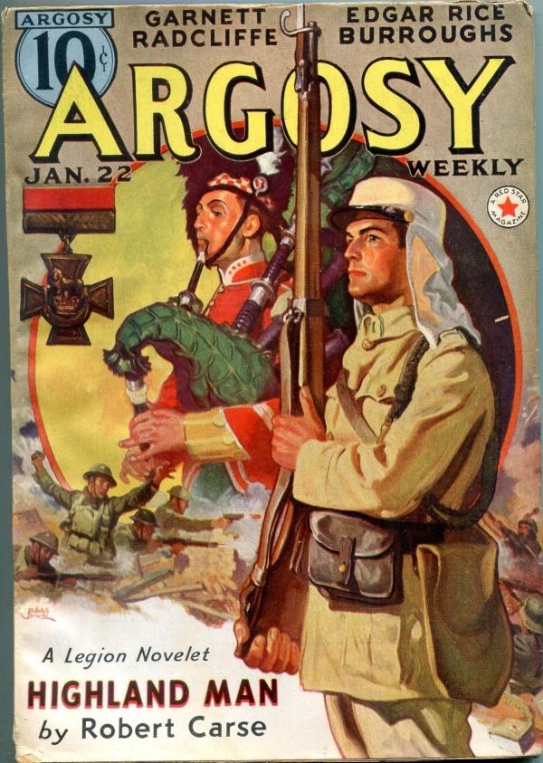 Argosy Jan 22 1938