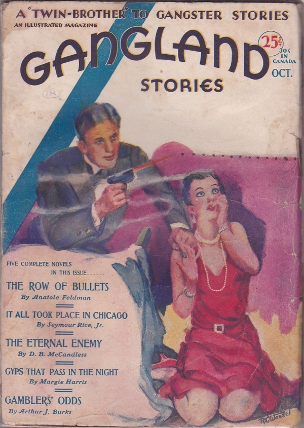 Gangland Stories October 1930