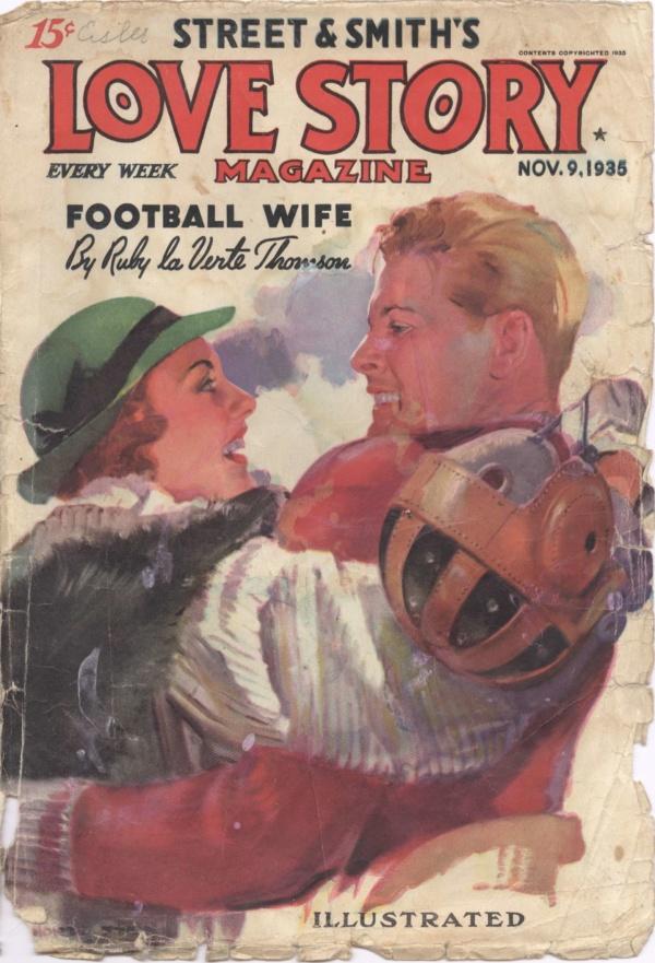 Love Story 9 November 1935