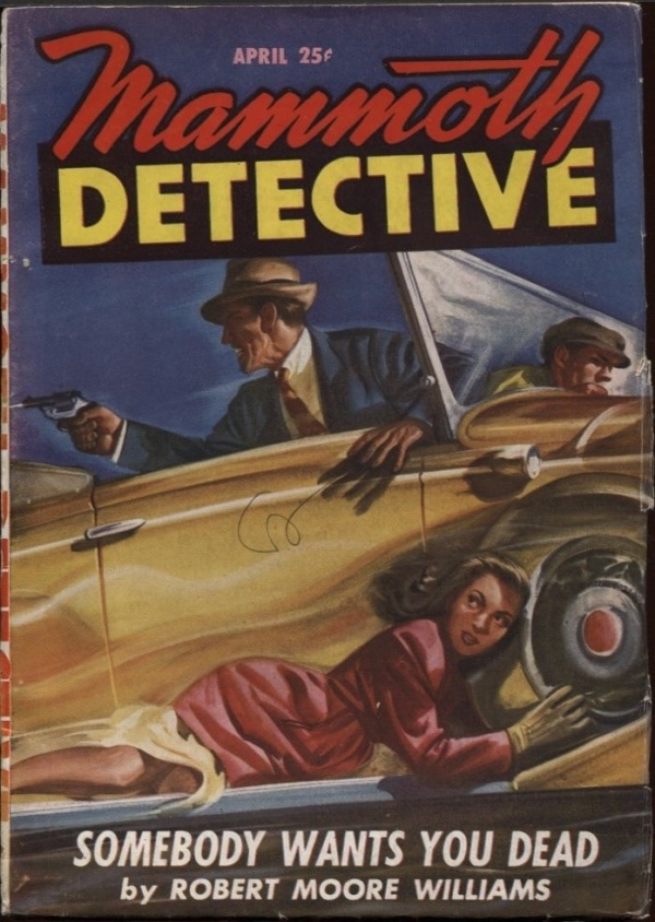 Mammoth Detective 1947 April