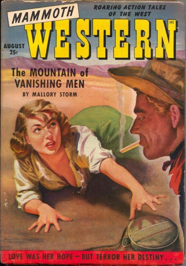 Mammoth Western August 1950