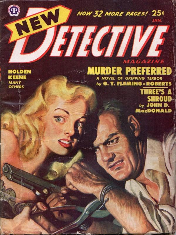 New Detective January 1949
