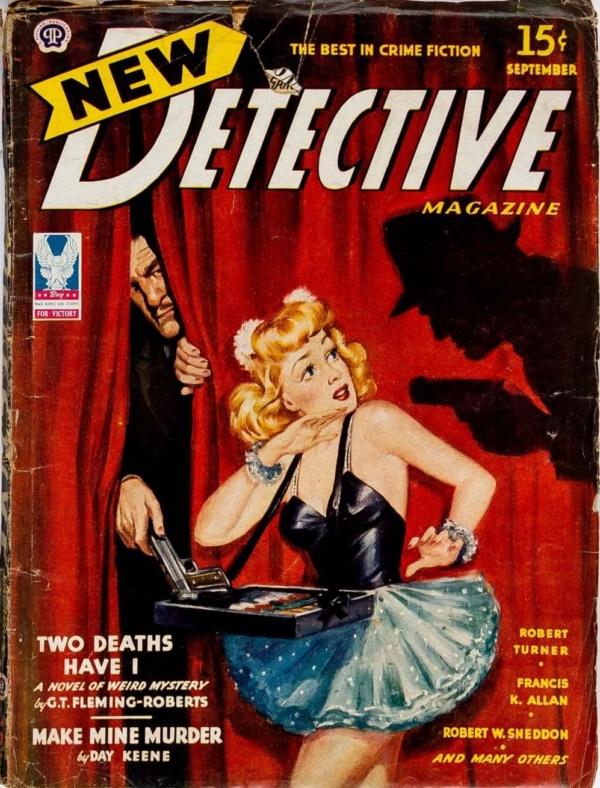 New Detective Magazine September 1944
