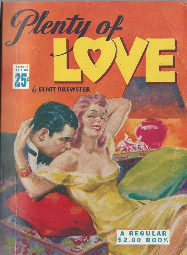 Plenty of Love by Elliott Brewster 1945