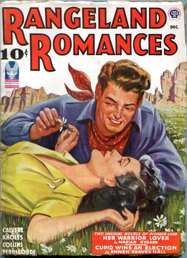 Rangeland Romances December 1942