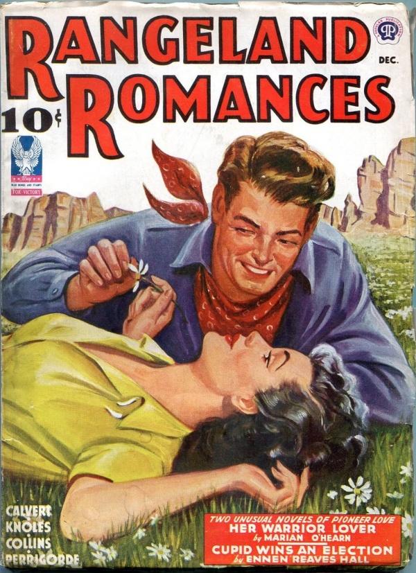 Rangeland Romances December 1942