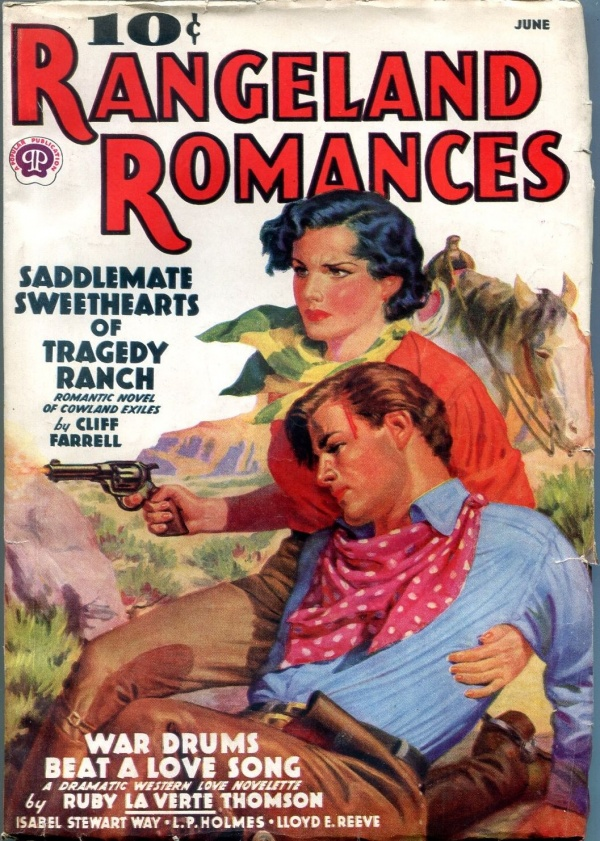 Rangeland Romances June 1938