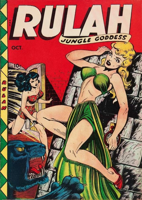 Rulah #19, Oct 1948