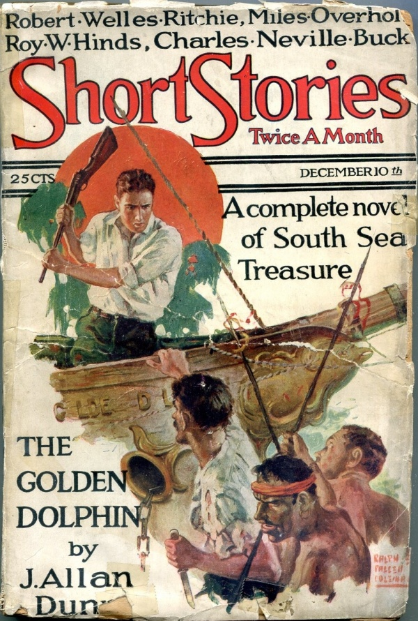 Short Stories December 10 1921