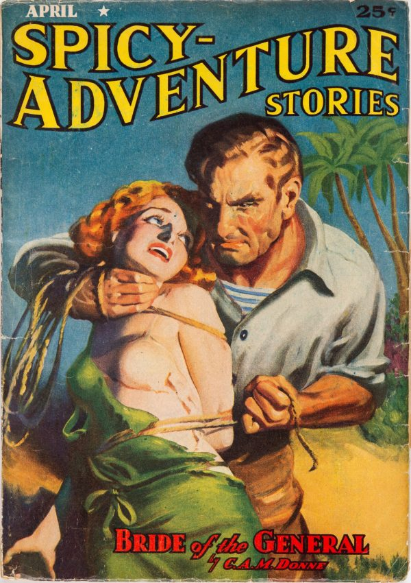Spicy Adventure April 1939