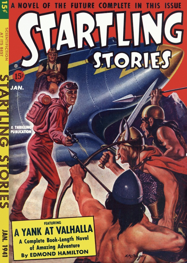 Startling Stories January 1941