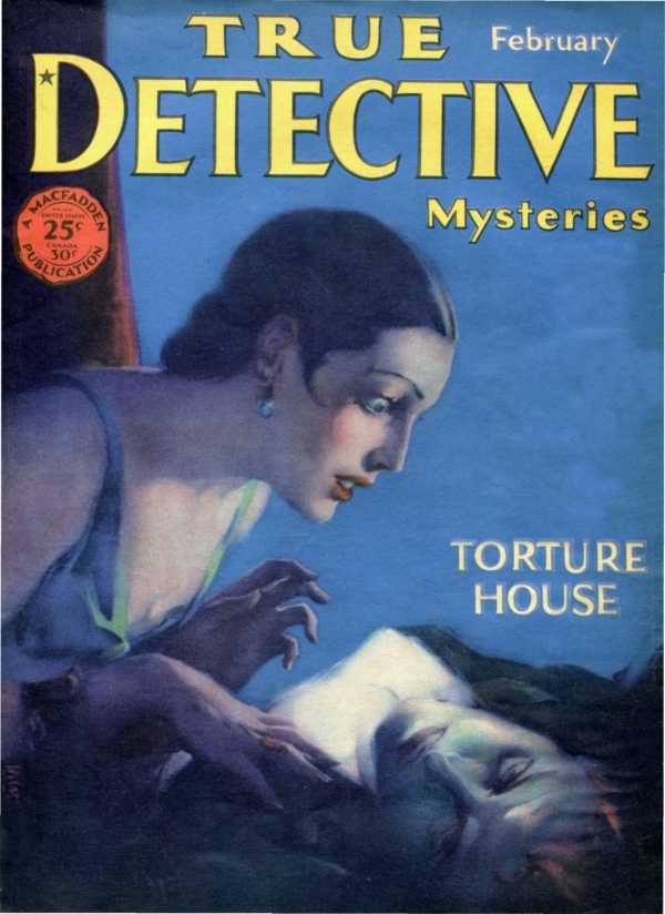 True Detective Mysteries, February 1930