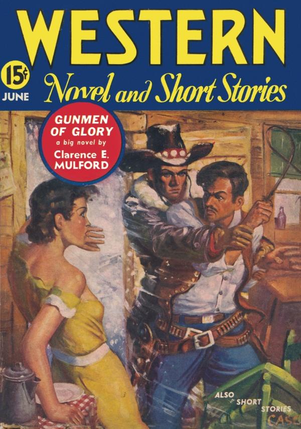 Western Novels June 1936