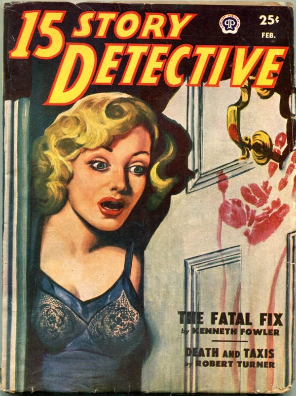 15 Story Detective February 1951