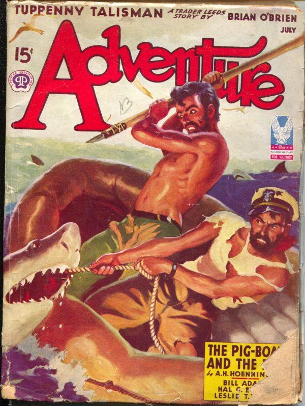 Adventure July 1943