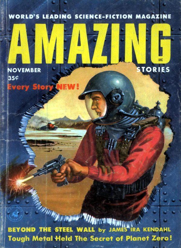 Amazing Stories - November 1955