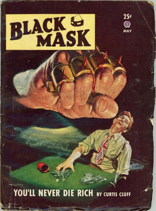BLACK MASK. May, 1948