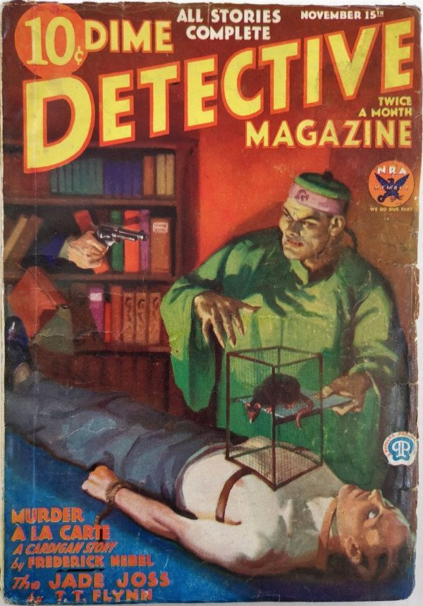 DIME DETECTIVE NOV. 15, 1933