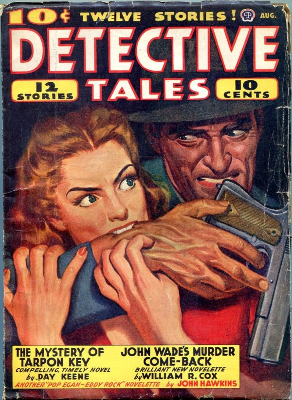 Detective Tales August 1942