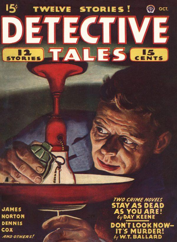 Detective Tales October 1946