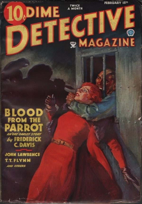 Dime Detective 1933 February 15