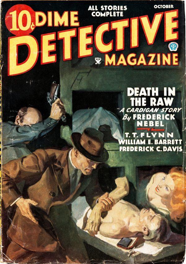 Dime Detective - October 1935