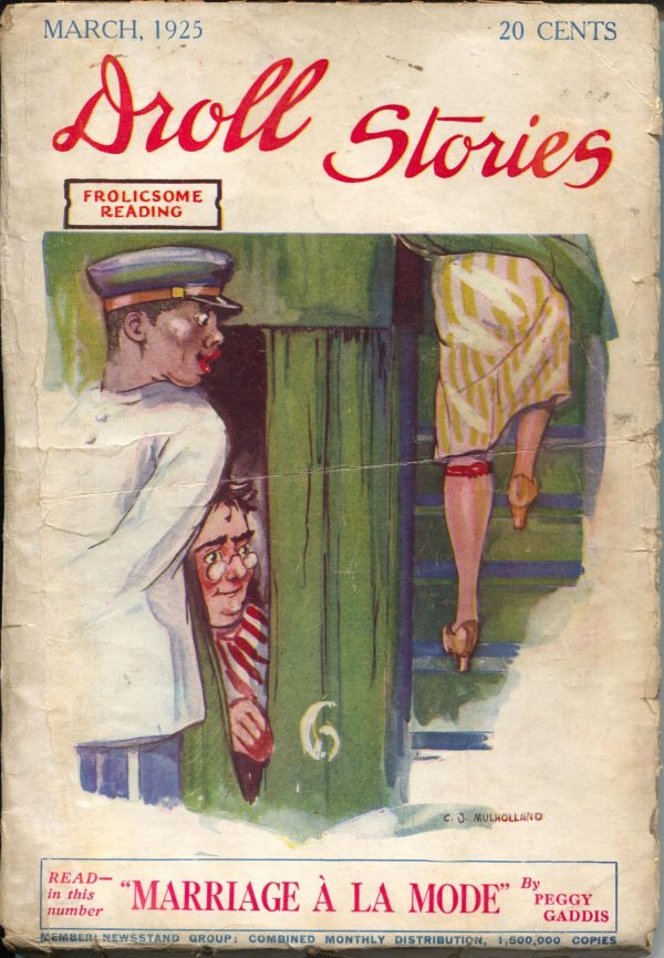 Droll Stories March 1925