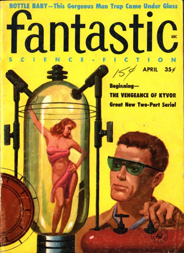 Fantestic April 1957