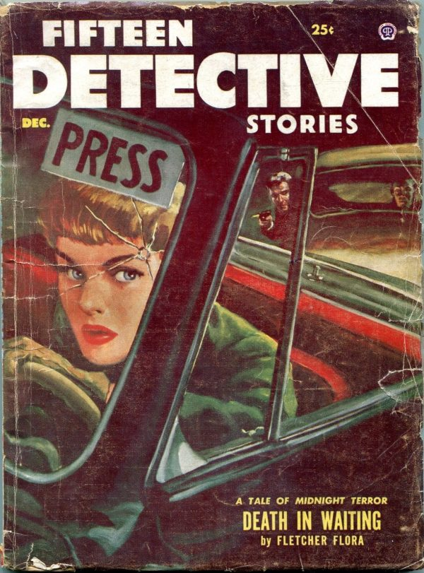 Fifteen Detective Stories December 1953