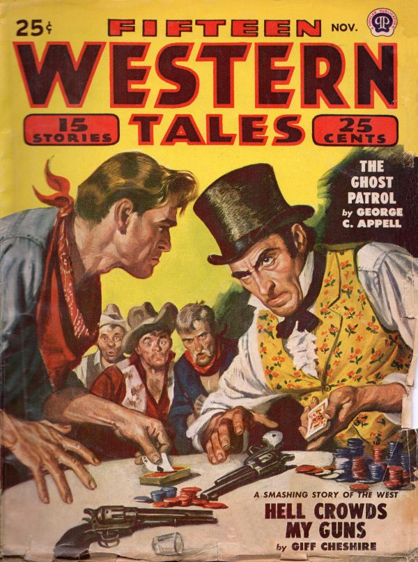 Fifteen Western Tales November 1949