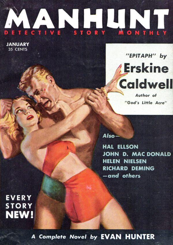Manhunt January 1955
