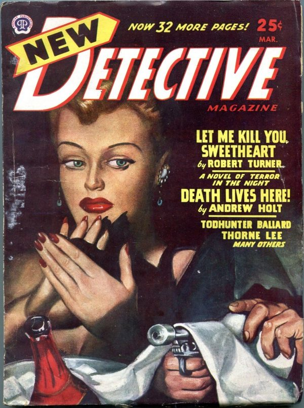 New Detective March 1947