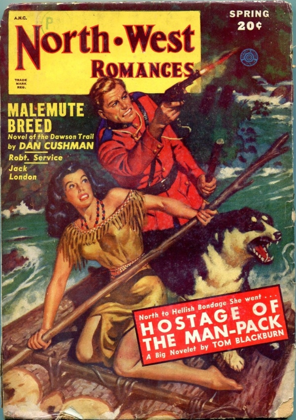 Northwest Romances Spring 1950