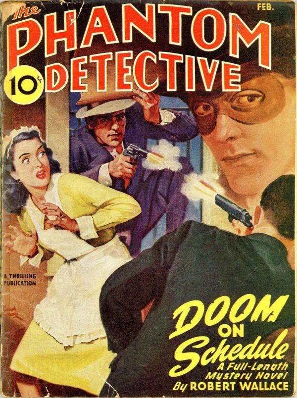 Phantom Detective February 1946