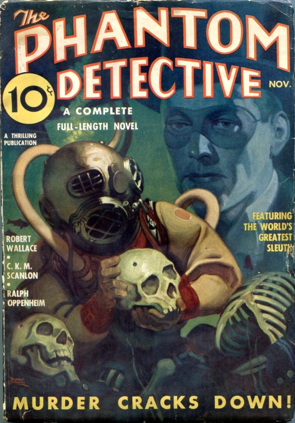 Phantom Detective November 1935
