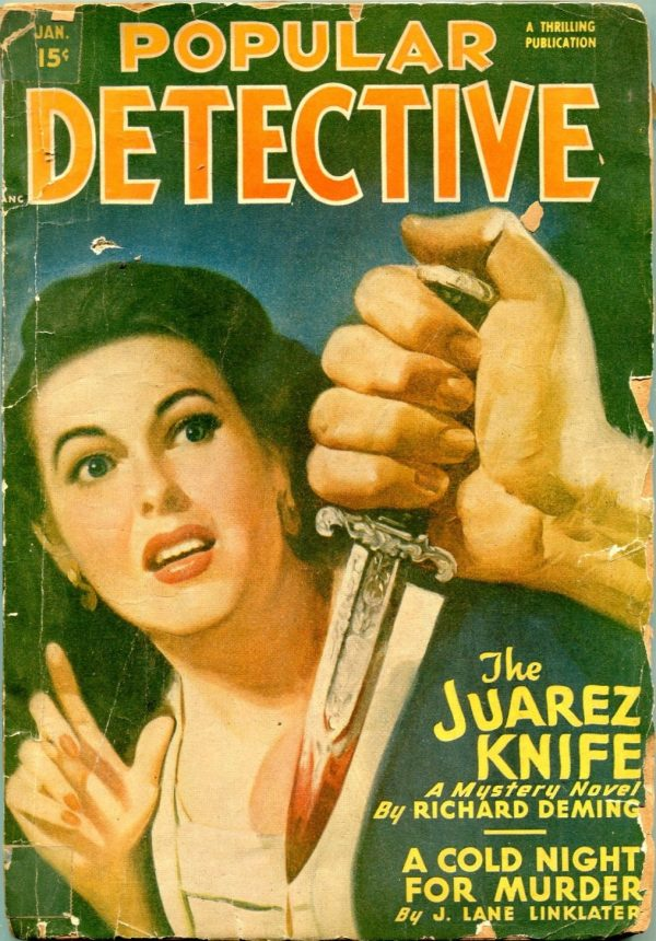 Popular Detective January 1948