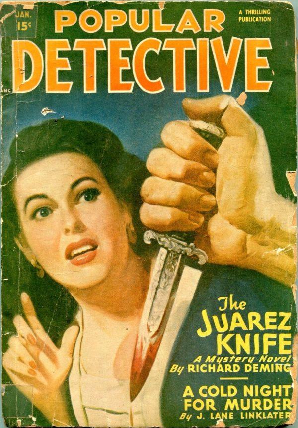 Popular Detective January 1948