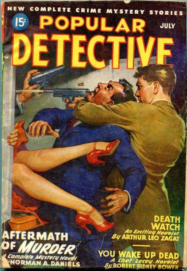 Popular Detective July 1947