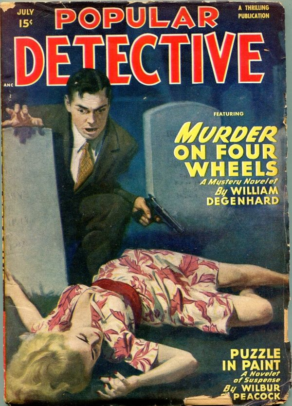 Popular Detective July 1949
