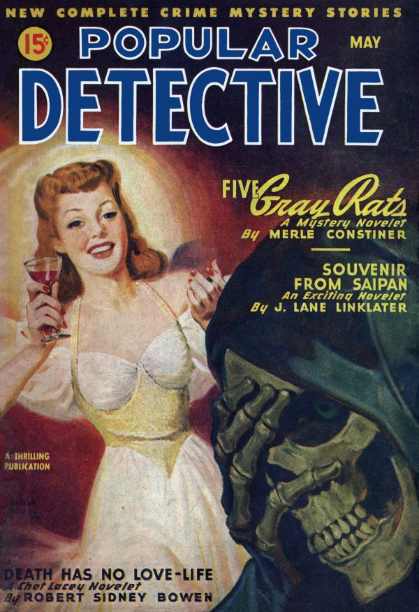 Popular Detective May 1947