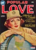 Popular Love January 1944 thumbnail