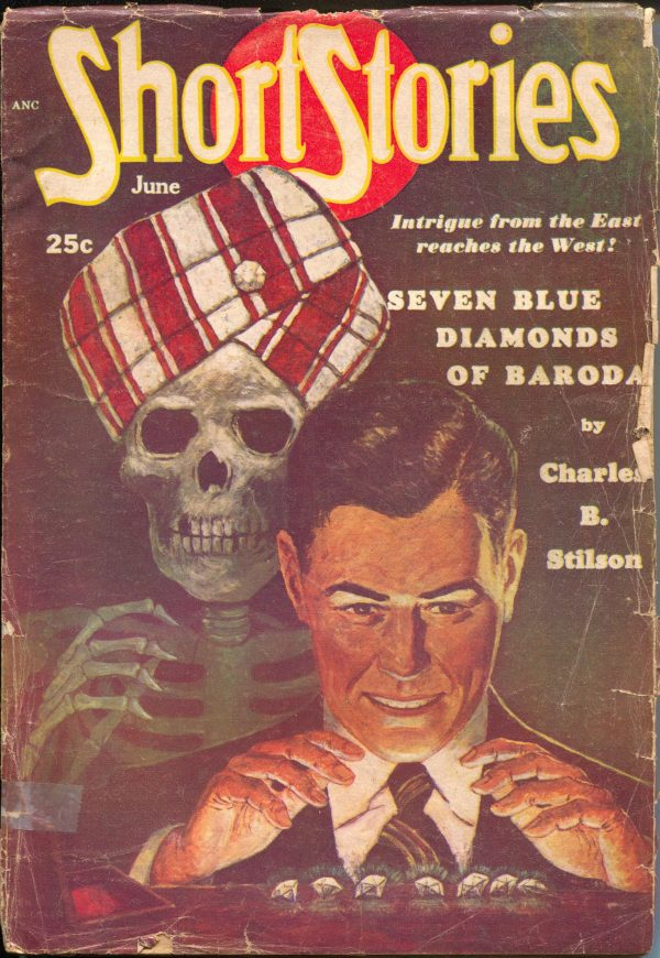 Short Stories June 1952