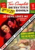 Two Complete Detective Books November 1943 thumbnail
